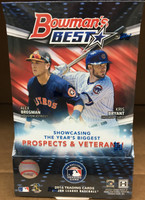 2016 Bowman's Best Baseball Hobby Box
