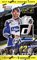 2017 Panini Donruss Racing Box
