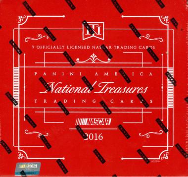 National Treasures Racing Break