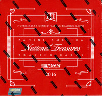 National Treasures Racing Break