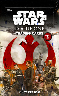 2017 Topps Star Wars Rogue One Series 2 Hobby Box