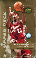 2004/05 Upper Deck Basketball Hobby Box
