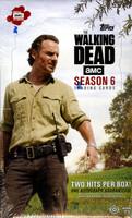 2017 Topps The Walking Dead Season 6 Trading Cards Hobby Box