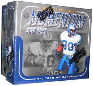1999 Playoff Momentum SSD Football Hobby Box
