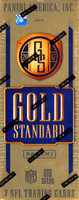 2017 Panini Gold Standard Football Hobby Box