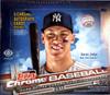 2017 Topps Chrome Baseball Jumbo HTA Box