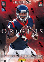 2017 Panini Origins Football Hobby Box