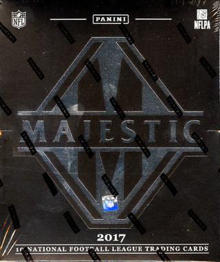 2017 Panini Majestic Football Box