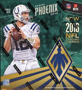 2016 Panini Phoenix Football Hobby Box
