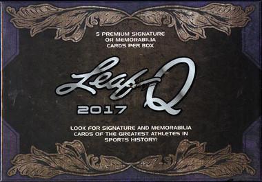 2017 Leaf Q Box