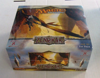 Magic the Gathering Zendikar Fat Pack Box