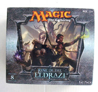 Magic the Gathering Rise of the Eldrazi Fat Pack Box