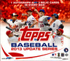 2013 Topps Update Series Baseball Jumbo Hobby HTA Box