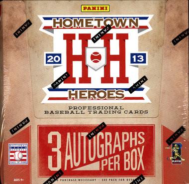 2013 Panini Hometown Heroes Baseball