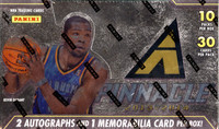 2013/14 Panini Pinnacle Basketball Hobby Jumbo Box
