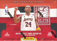 2009/10 Panini Donruss Elite Basketball Hobby Box