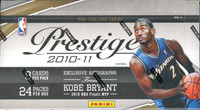 2010/11 Panini Prestige Basketball Hobby Box