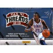 2012/13 Panini Threads Basketball Hobby Box