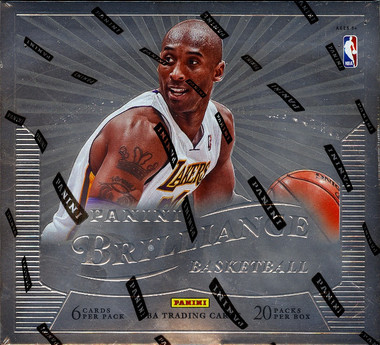 2012/13 Panini Brilliance Basketball Hobby Box