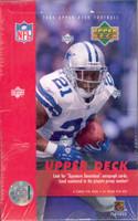 2005 Upper Deck Football Hobby Box