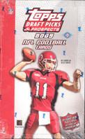 2005 Topps Draft Picks & Prospects Football Hobby Box