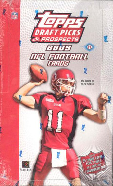 2005 Topps Draft Picks & Prospects Football Hobby Box