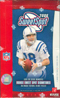 2006 Upper Deck Sweet Spot Football Hobby Box