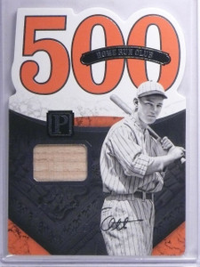 2016 Panini Pantheon 500 Home Run Club Mel ott Bat #D159/199 #4 *65426