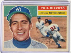 1956 Topps Phil Rizzuto #113 EX *36560