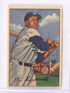1952 Topps Roy Campanella #44 VG+ *37520