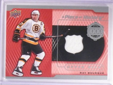 2015-16 Upper Deck Series Ray Bourque Piece History Jersey Points #PCRB *53868