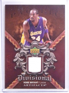 2007-08 UD Artifacts Divisional Kobe Bryant Jersey #D065/100 #DAKB *64205