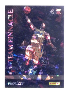 2013 Panini Team Pinnacle Cracked Ice Kidd-Gilchrist Anthony Davis rc #12 *62097