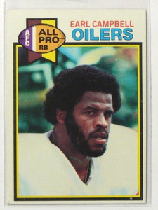 1979 Topps Earl Campbell rc rookie #390 *38616