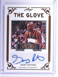 2012 Leaf Legends Of Sport AKA Gary Payton autograph auto #AKA-GP1 *47890