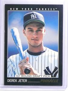 1993 Pinnacle Derek Jeter Rookie RC #457 *63505