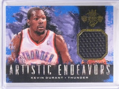 2014-15 Court Kings Kevin Durant Artistic Endeavors Jersey #D037/299 #3 *53839