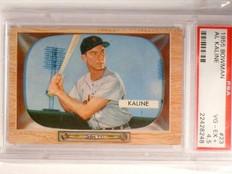 1955 Bowman Al Kaline #23 PSA 4.5 Vg-EX+ Tigers *45014