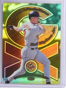 1997 Donruss Preferred Great X-Pectations Cal Ripken Tatis #D2528/3000 #13 *6301