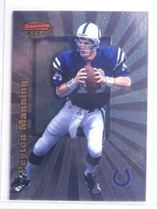 1998 Bowman's Best Peyton Manning rc rookie #112 *67739