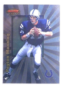 1998 Bowman's Best Peyton Manning rc rookie #112 *67768