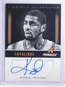 2013-14 Panini Pinnacle Kyrie Irving autograph auto #1 *68115