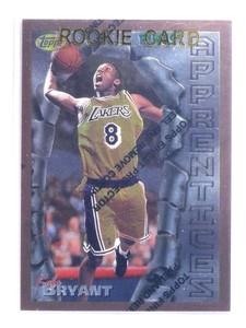 1996-97 Topps Finest Kobe Bryant rc rookie #74 *68183