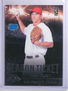 2011 Panini Contenders Season Ticket Mike Trout rookie rc #17 *68270