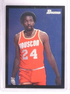 2009-10 Bowman 48 Black Parallel Moses Malone #D09/48 #95 *68526