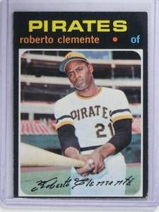1971 Topps Roberto Clemente #630 VG-EX *68672