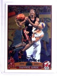 2003-04 Topps Chrome Dwyane Wade rc rookie #115 *68970