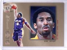 2000-01 Fleer Legacy Ultimate Kobe Bryant #D166/175 #10 *69086