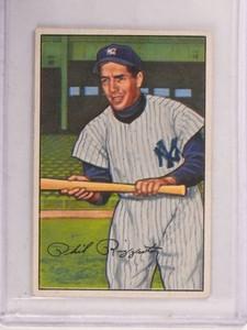 1952 Bowman Phil Rizzuto #52 VG-EX *69235