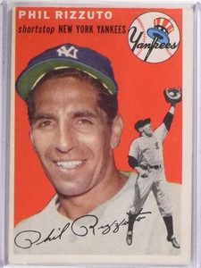 1954 Topps Phil Rizzuto #17 VG-EX *69239